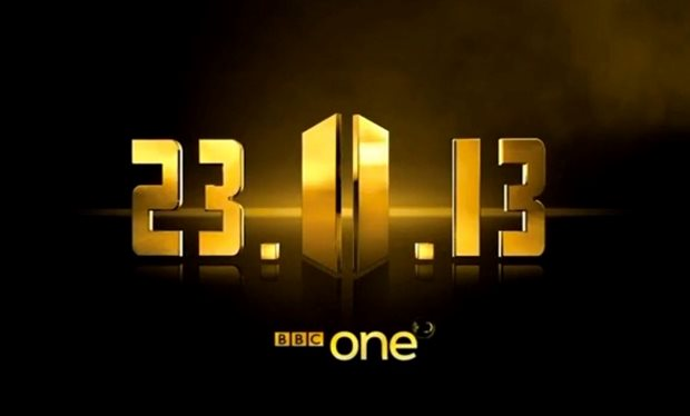 Doctor Who 50th Anniversary Logo