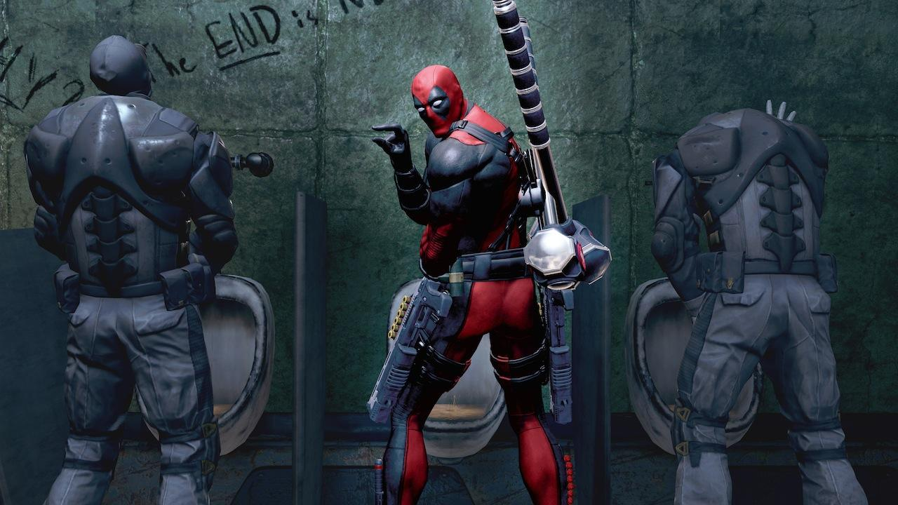Video Game News: Deadpool Out Now for Xbox One and PS4!