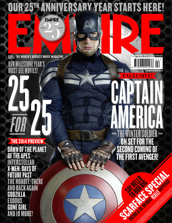 marvel news empire magazine reveal winter soldier covers. Black Bedroom Furniture Sets. Home Design Ideas