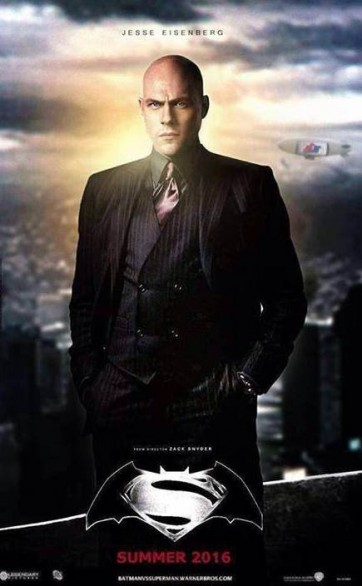 Man of Steel 2 - Fanmade Luthor