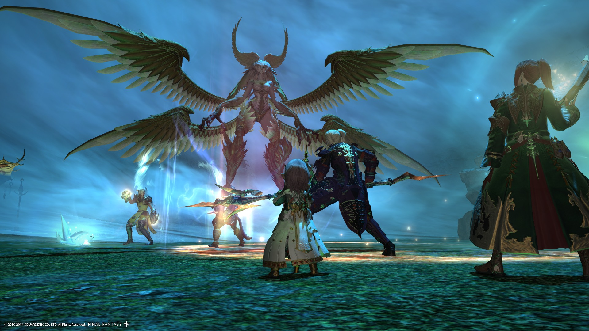 Final Fantasy XIV: A Realm Reborn | Nothing Is True