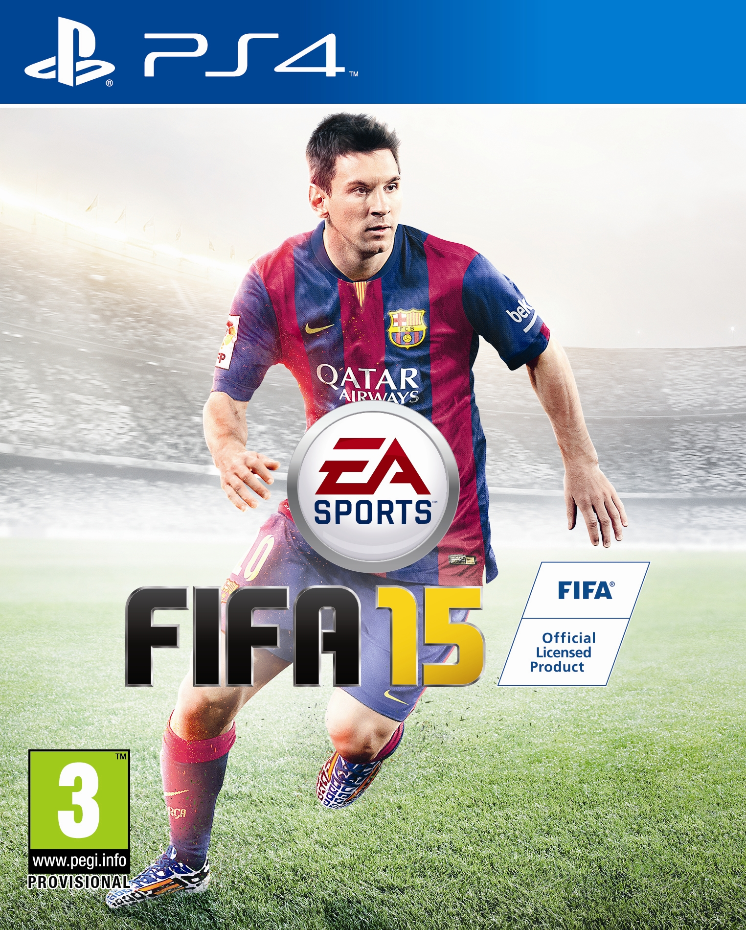 Sports Games For Ps3 : Playstation news fifa xbox art reveal and release