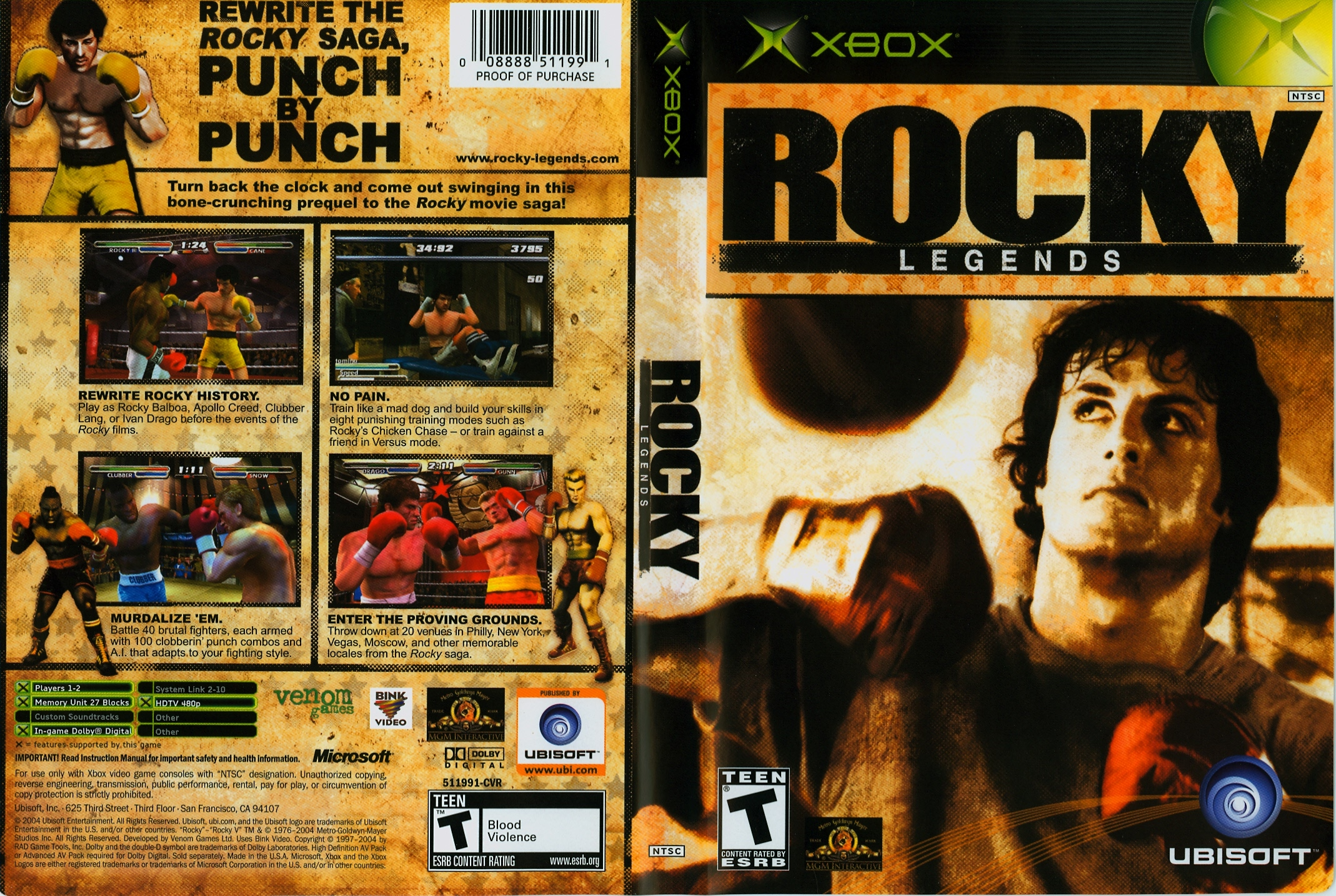 Boxing Games For Xbox One : Xbox one news rocky balboa offers advice on how 'winning