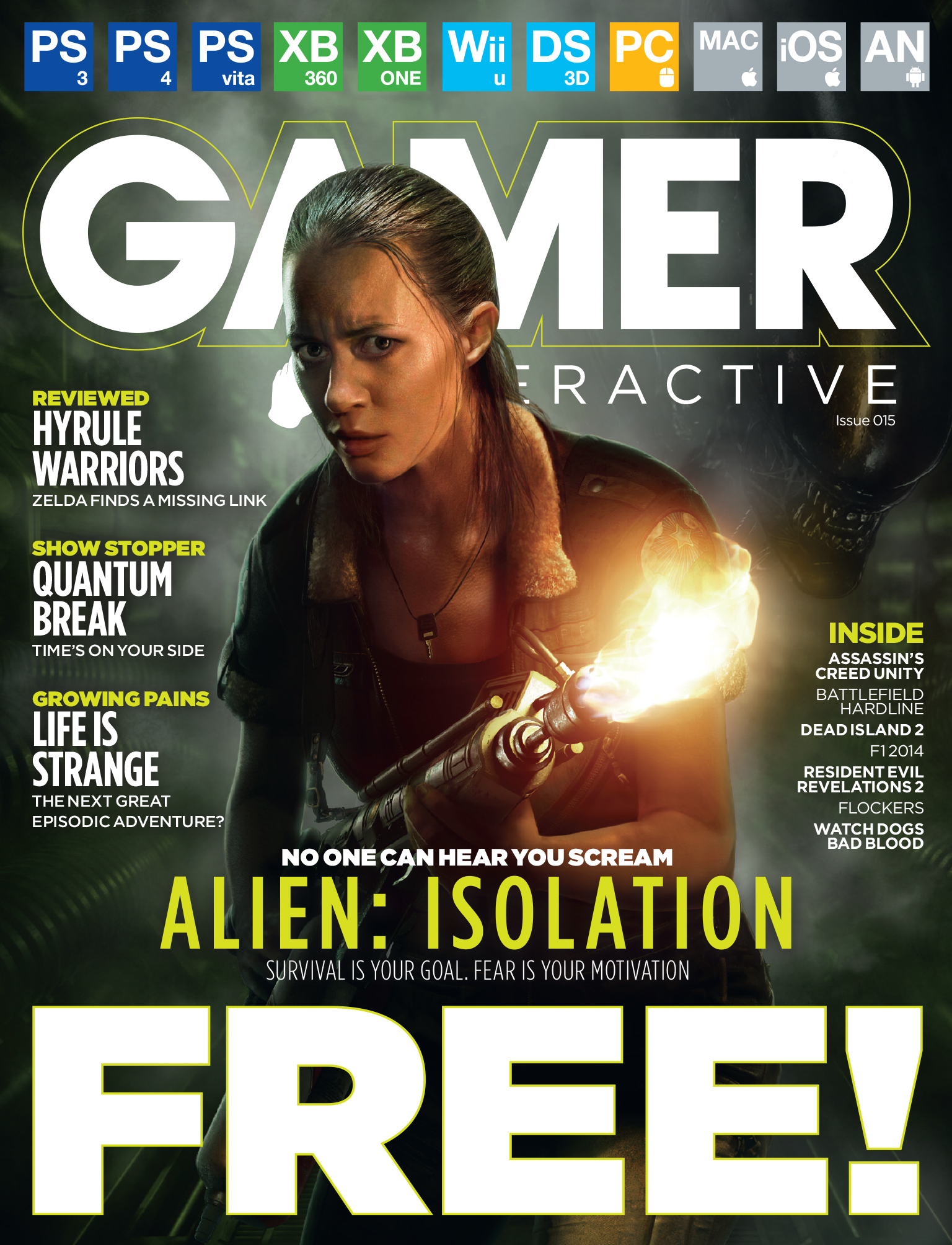 Gaming News: GAMER Interactive – The UK's Leading