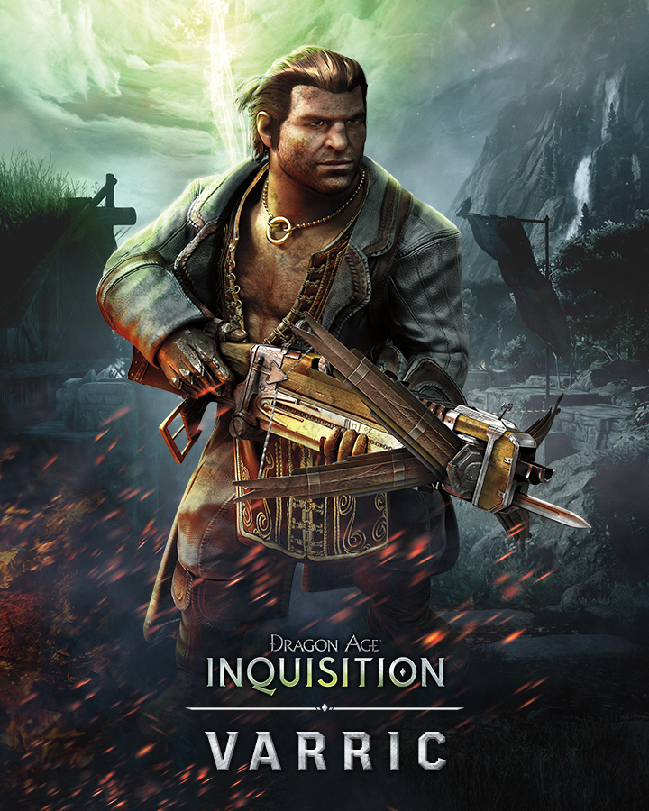 Dragon Age Inquisition Character Poster 'dragon Age Inquisition'
