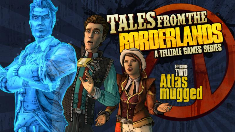 Playstation News: Tales from the Borderlands Episode 2 ?Atlas Mugged