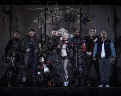 The Suicide Squad Cast