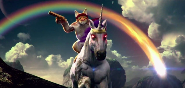 Video game news trials fusion awesome level max dlc to - Trial fusion unicorn ...