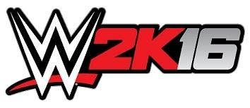 WWE2K16 logo
