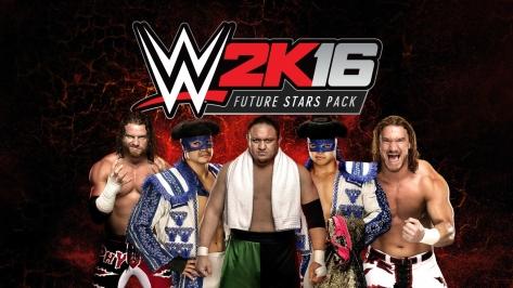 WWE2K16 Future Stars