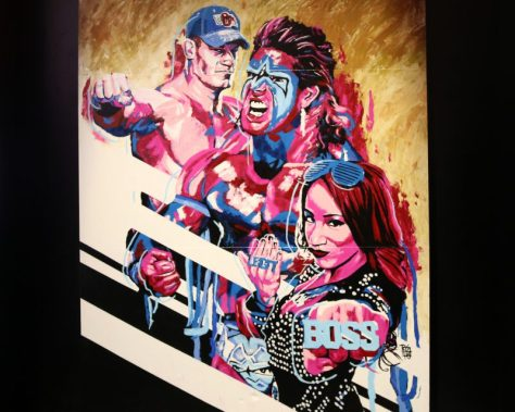 WWE2k17 E3 Art