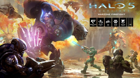 HALO 5 FireFight