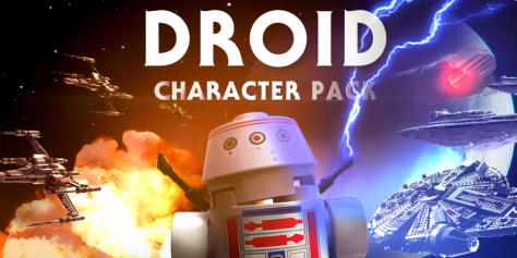 LEGO SW TFA Droids