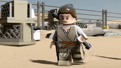 LEGO SW TFA Rey