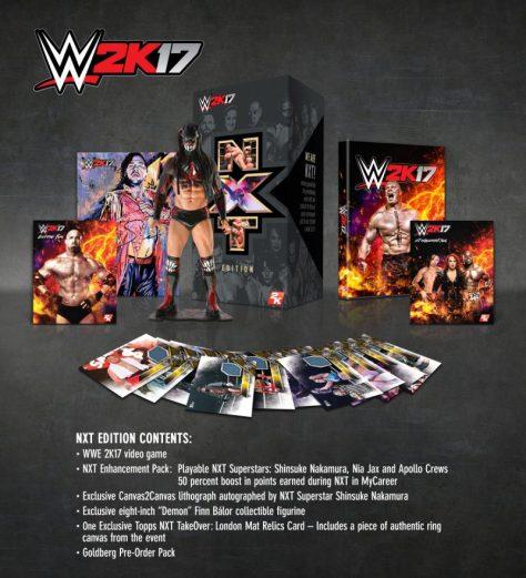 WWE2K17 NxT CE