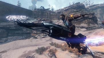 Destiny IB Sparrow
