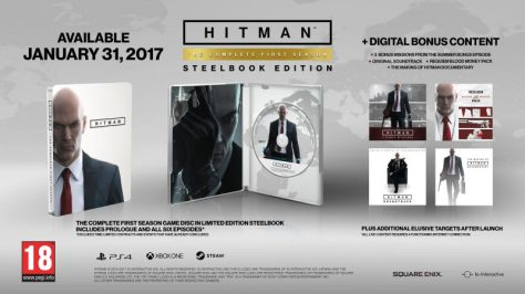 HITMAN The Complete Season 1