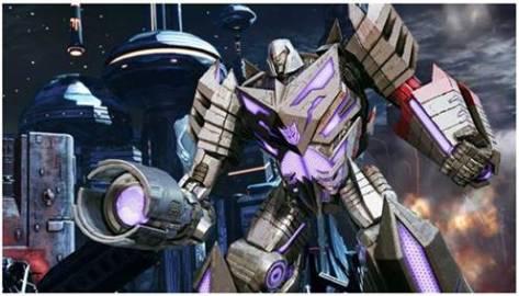 Transformers FOC