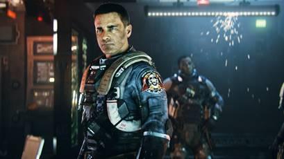 CoD IW Captain Reyes