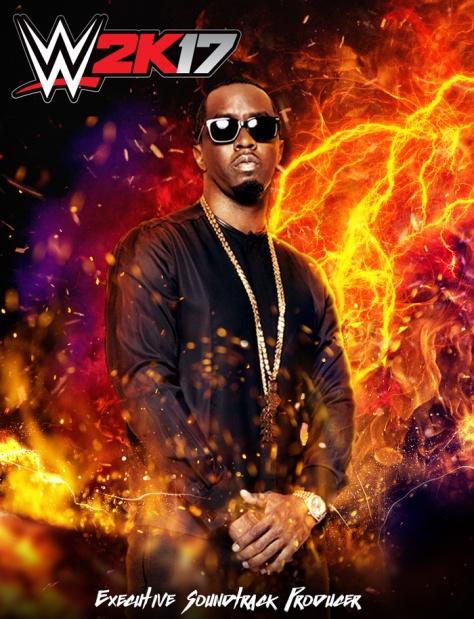 WWE2K17 Diddy