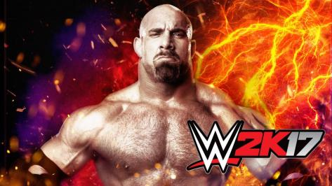 WWE2K17 Goldberg