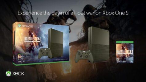 Battlefield 1 X1S